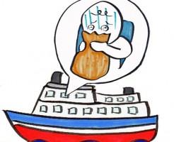 船酔い対策について考える